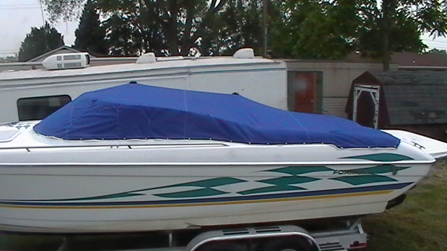 Summer 2011 175 angola canvas boat covers for Boat lift motor cover