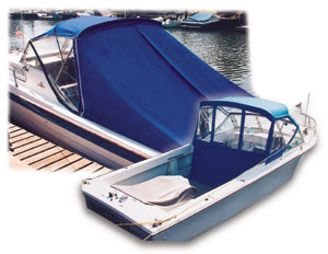 WE COVER YOUR BOAT!  sc 1 st  Angola Canvas Company & Boat Lift Canopies u0026 Replacement Canopy Covers | Angola Canvas Company